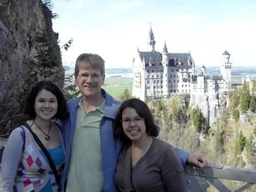The family trip to Germany (Kae Lani)
