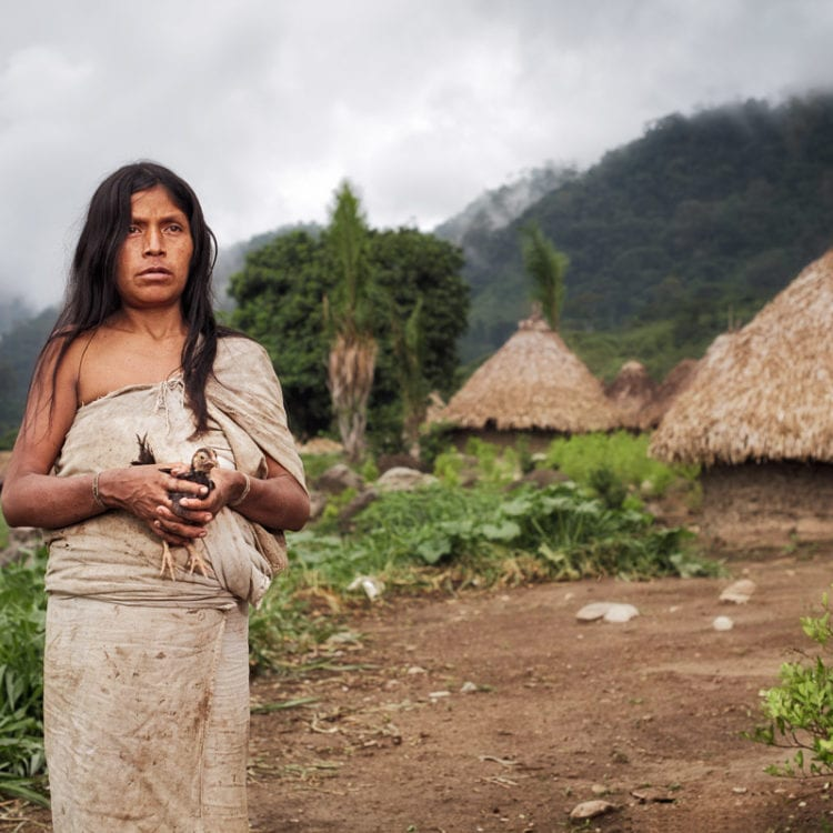 Debating Women's Rights in the Jungles of Colombia