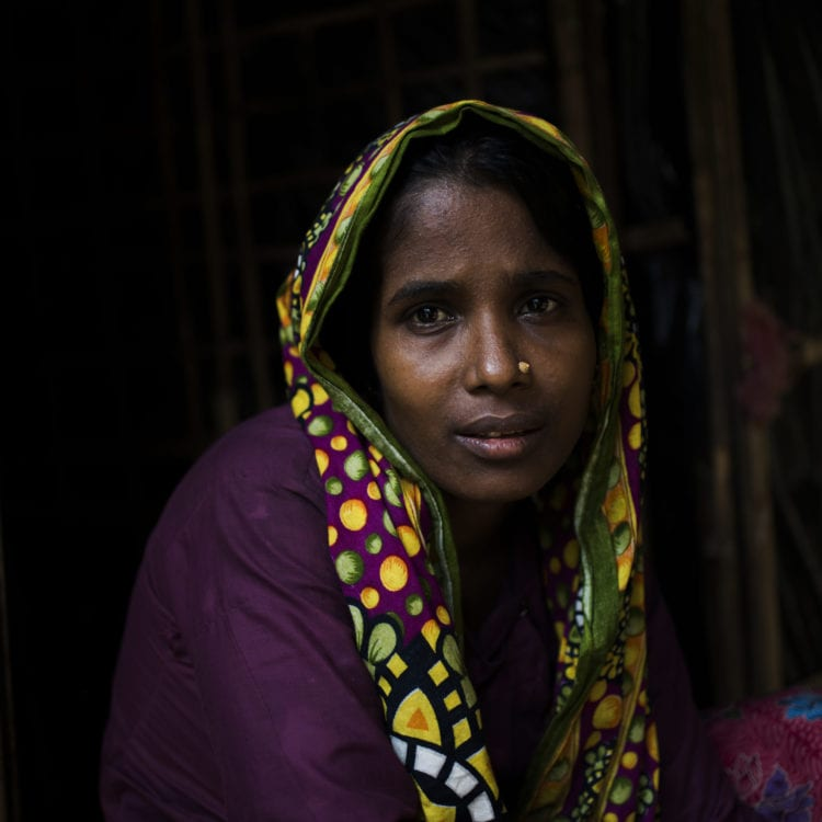The Devastating Realities of Rohingya Women in Refugee Camps