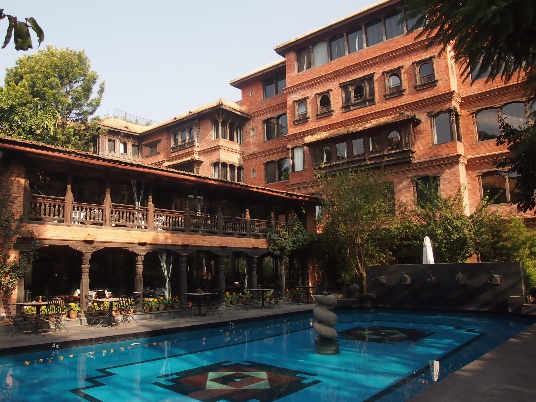 Dwarikas Hotel | © Elen Turner