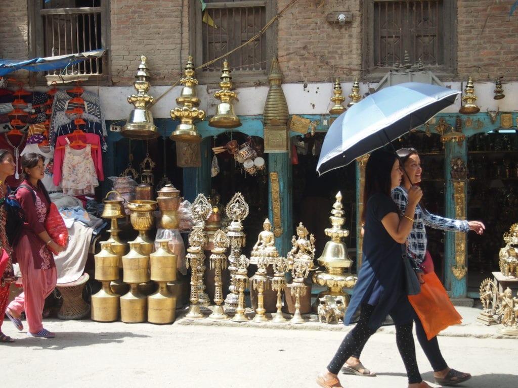 Brass Workshop in Patan | © Elen Turner