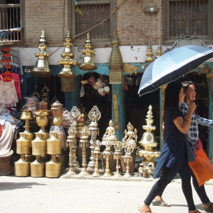 A Feminist City Guide to Kathmandu, Nepal