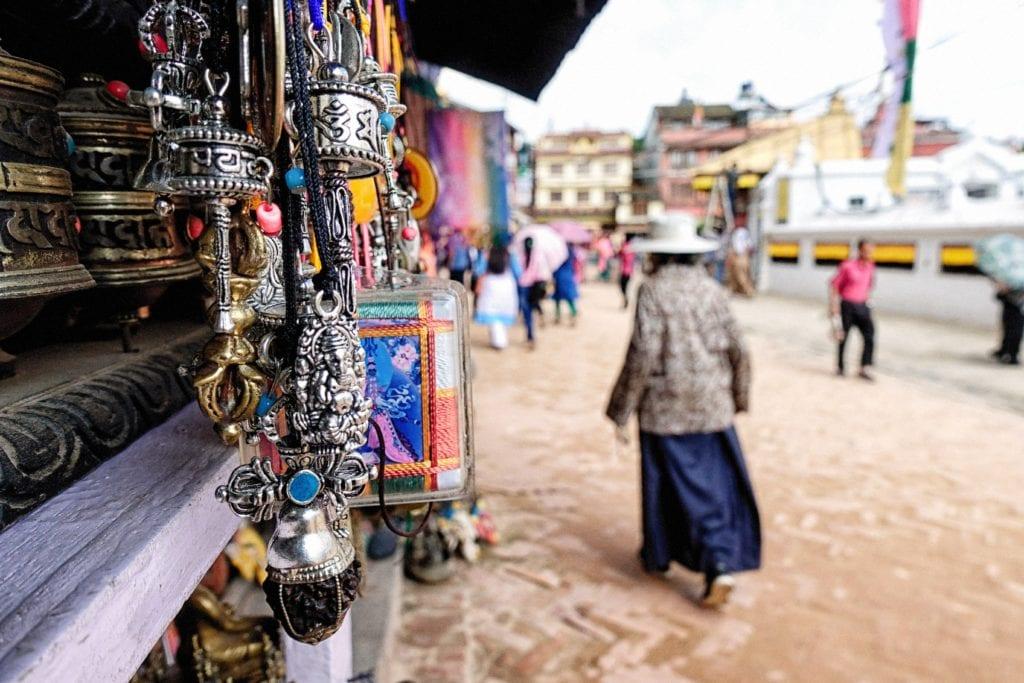 The streets of Kathmandu | © Rohan Reddy
