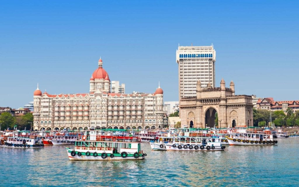 The Taj Mahal Palace in Mumbai | © The Telegraph