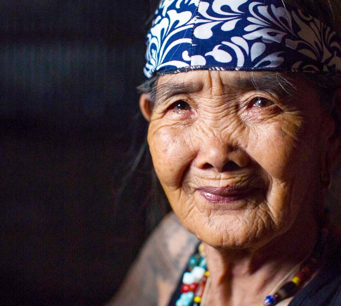 Apo Whang-Od, The 101-Year Old Tattoo Woman of the Philippines