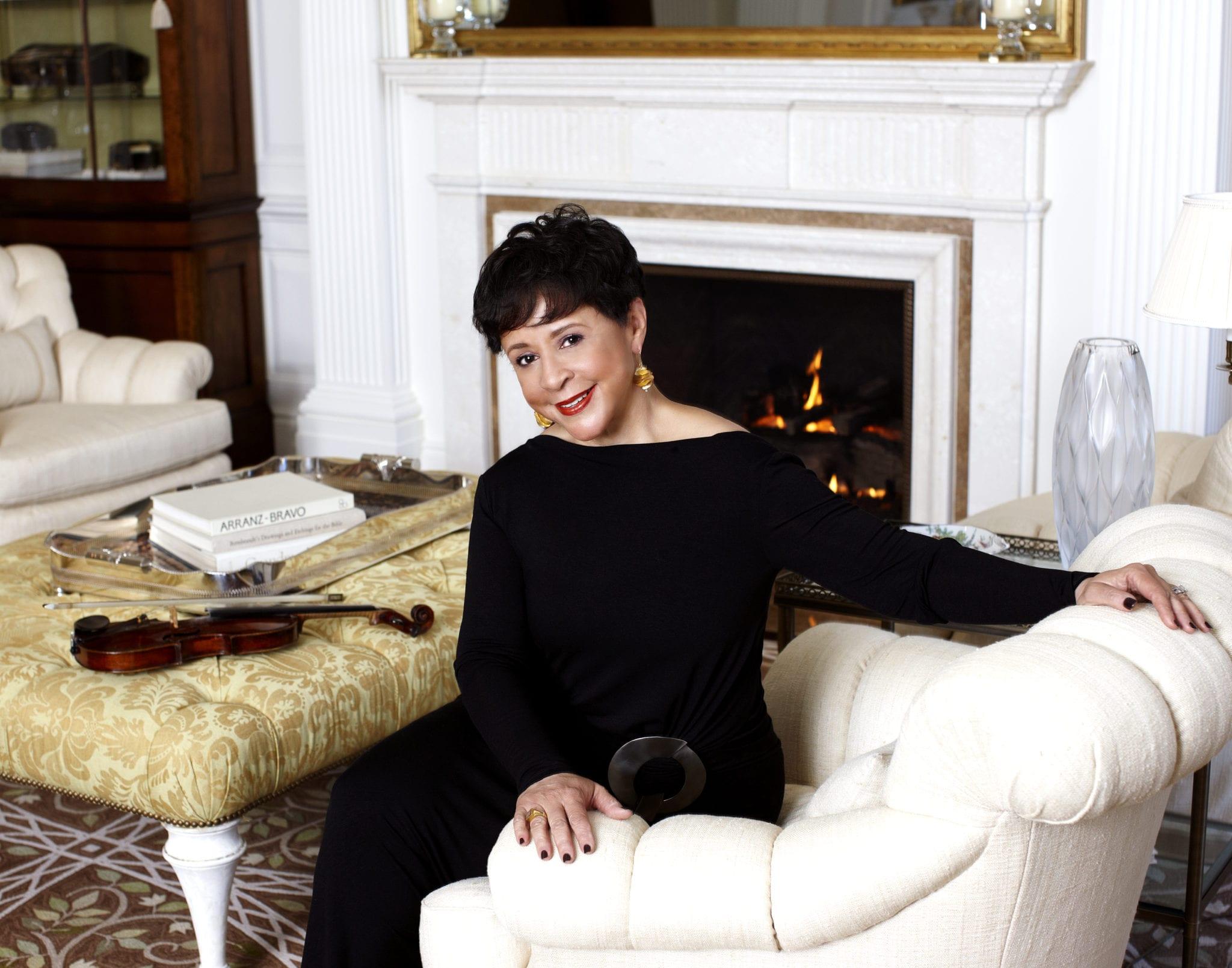Salamander Hotels and Resorts CEO, Shelia Johnson © | Salamander Hotels and Resorts