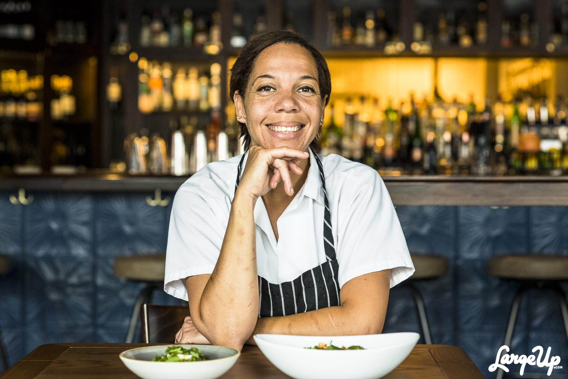Chef Nina Compton of Compere Lapin © | LargeUp.com