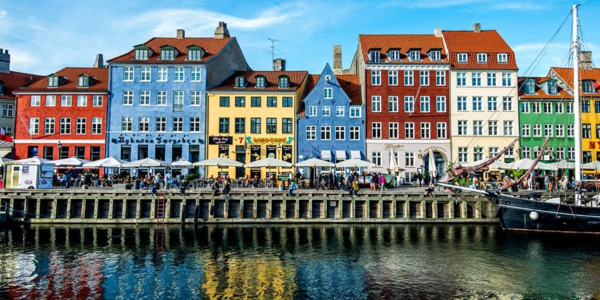 Nyhavn © | Jacob Schjørring & Simon Lau /Copenhagen Media Center