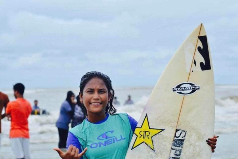 The Fearless Surfer Girls of Cox's Bazar, Bangladesh