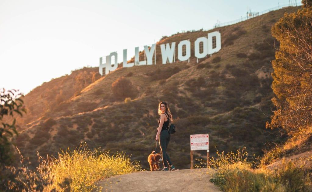 Hollywood sign ©   Roberto Nickson/Unsplash
