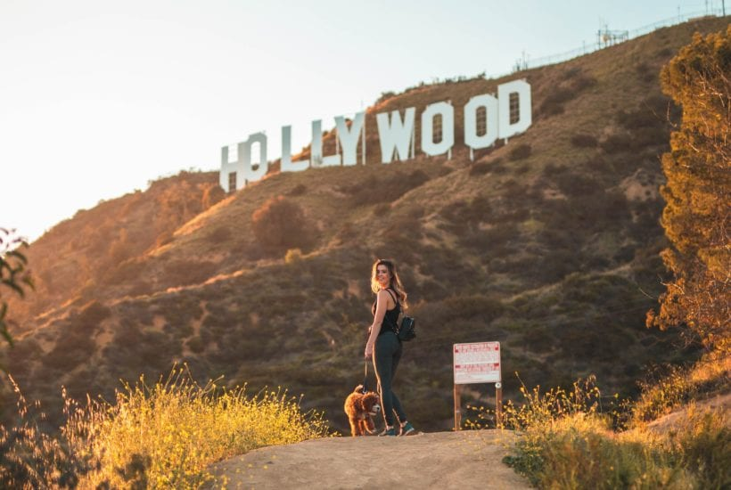 Hollywood sign © | Roberto Nickson/Unsplash