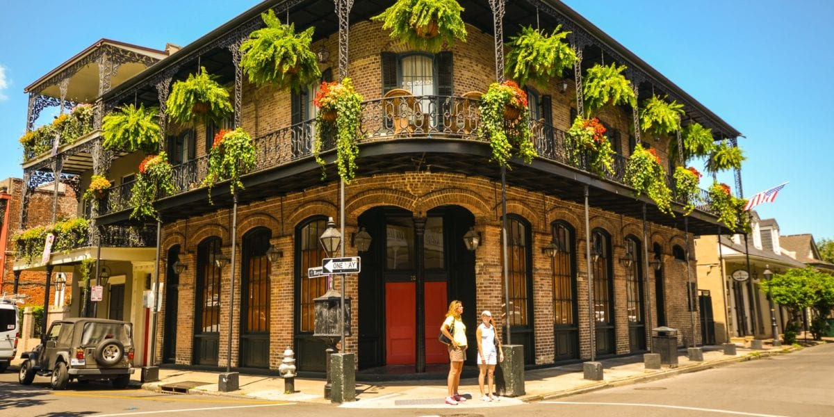 NOLA's French Quarter © | pxhere