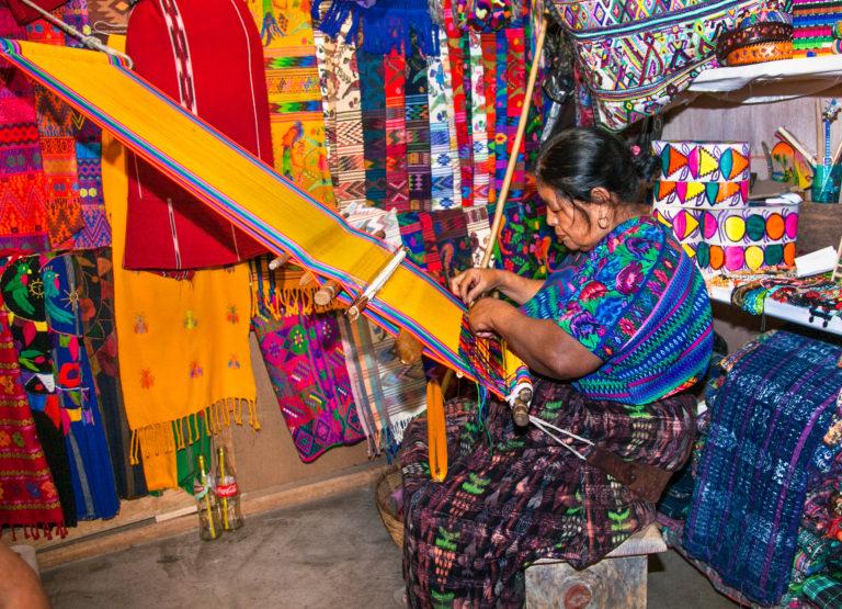 The Indigenous Weaving Queens of Guatemala