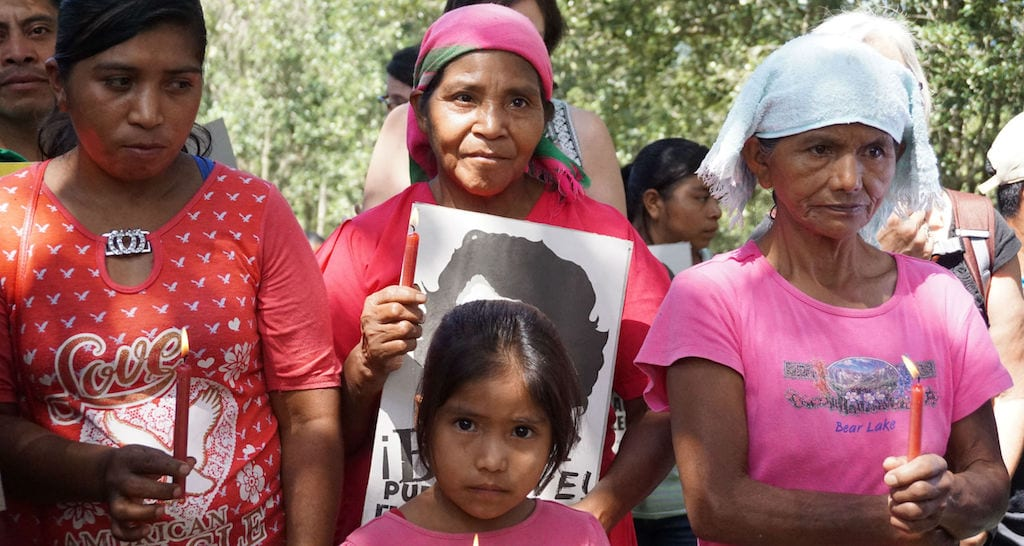Women in Honduras fight for their rights © | National Observer