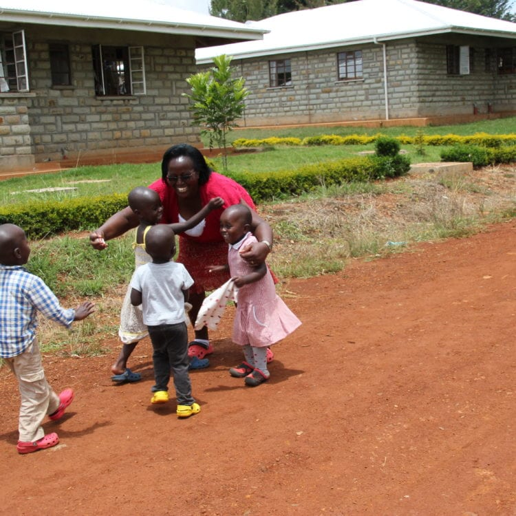 The Women Raising Kenya's Orphans