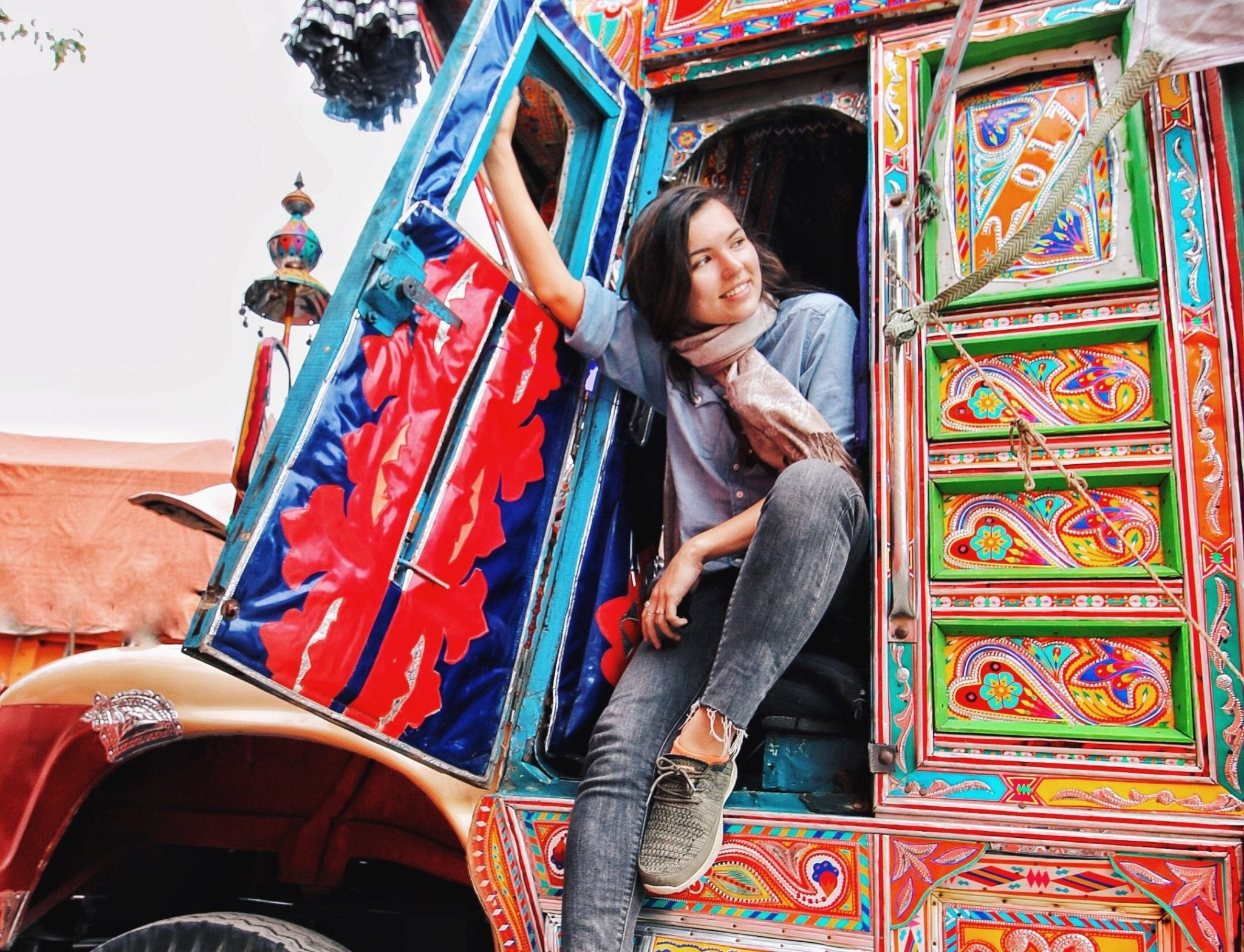 Meet Eva Zu Beck, the Polish Travel Vlogger Promoting Tourism to Pakistan