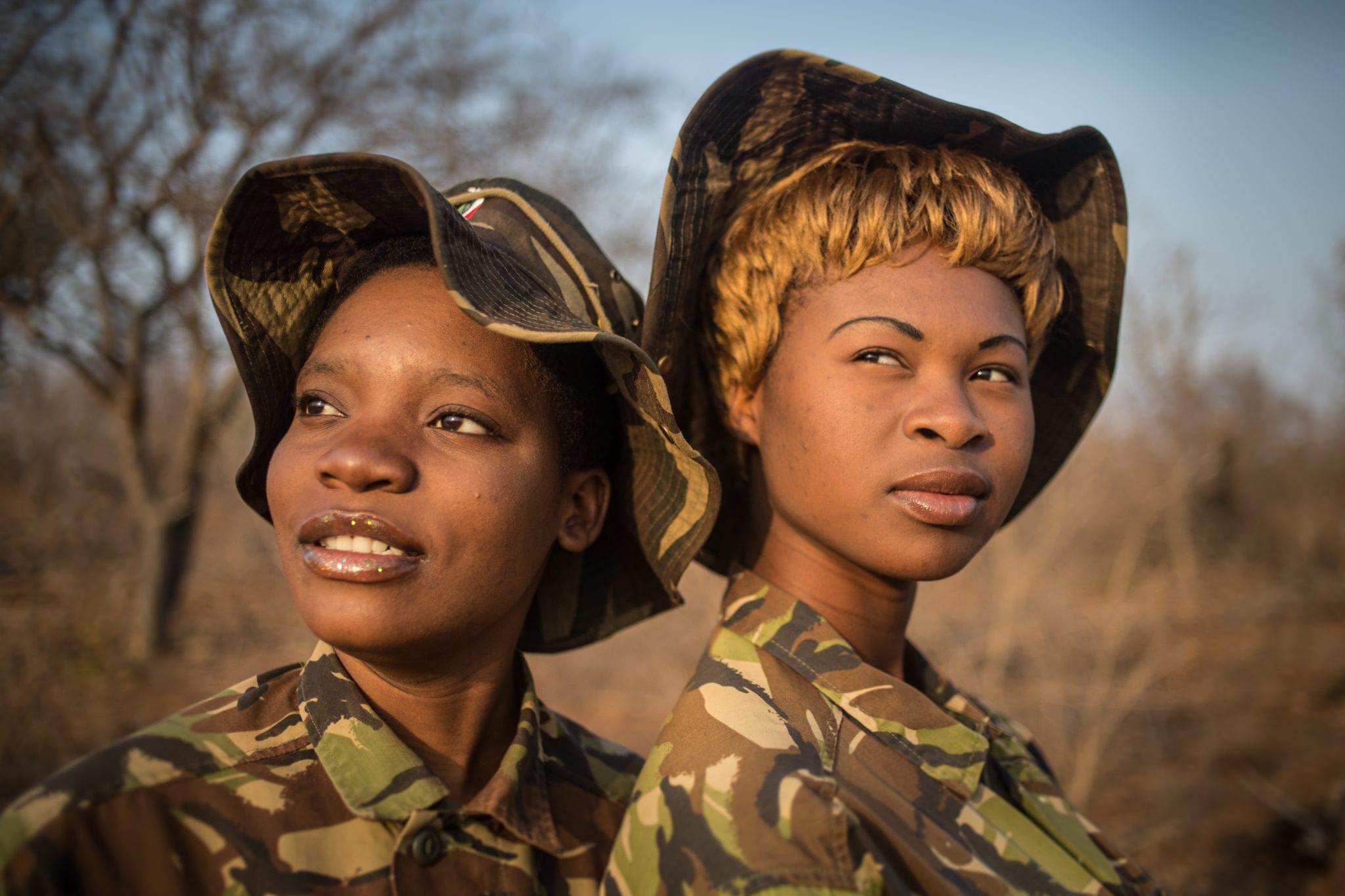Meet the Fearless Women Saving South Africa's Rhino
