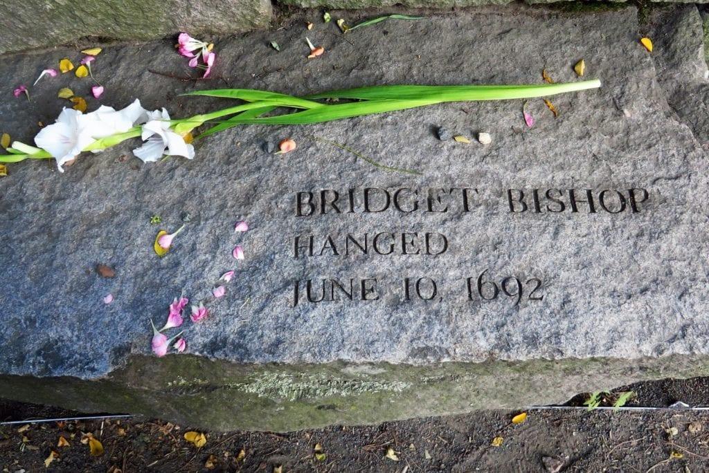 Salem Witch Trials Memorial | © Susanna