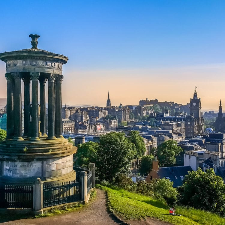 A Feminist City Guide to Edinburgh