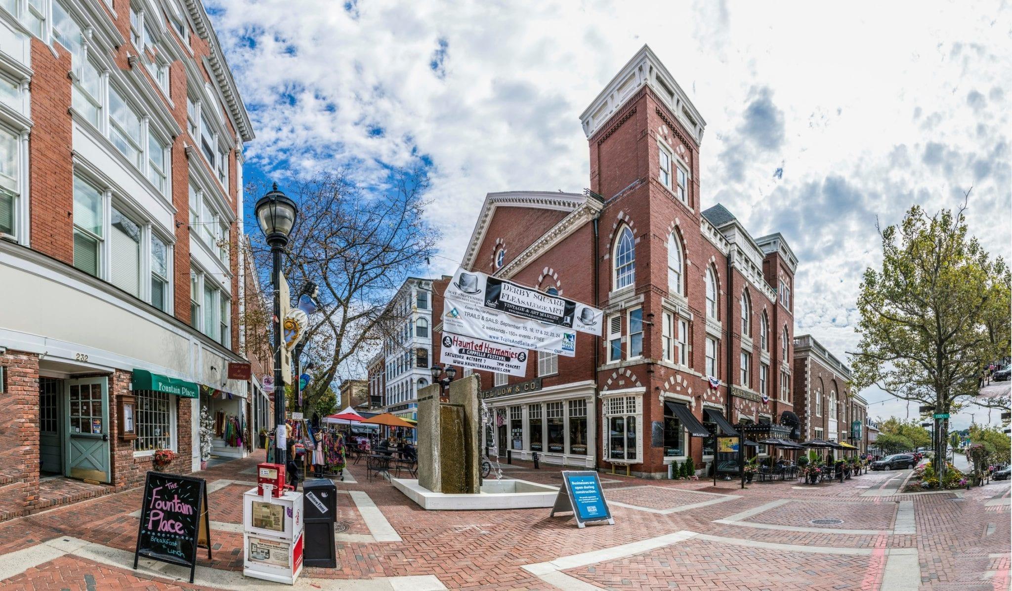 A Feminist City Guide to Salem, Massachusetts