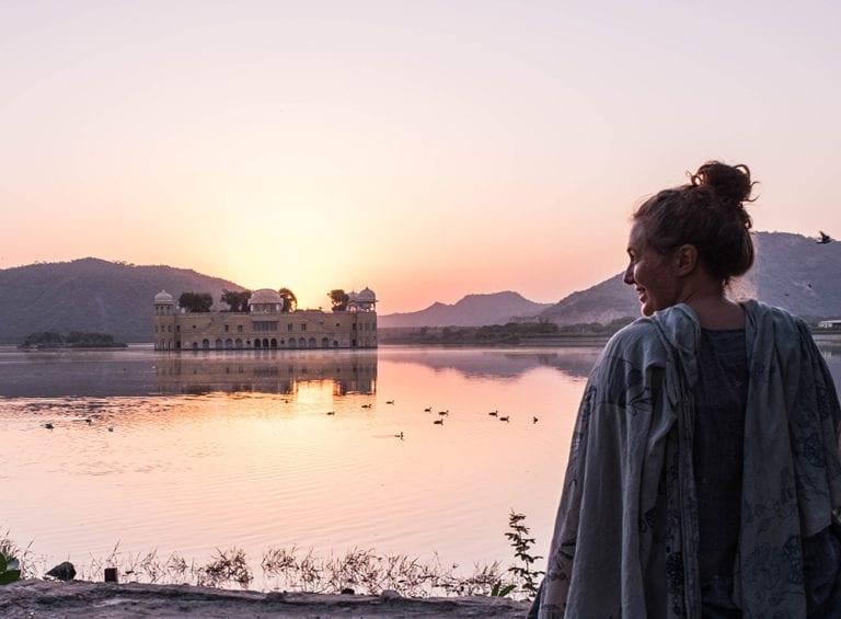 Jaipur, India | © Courtesy of Annika Ziehen