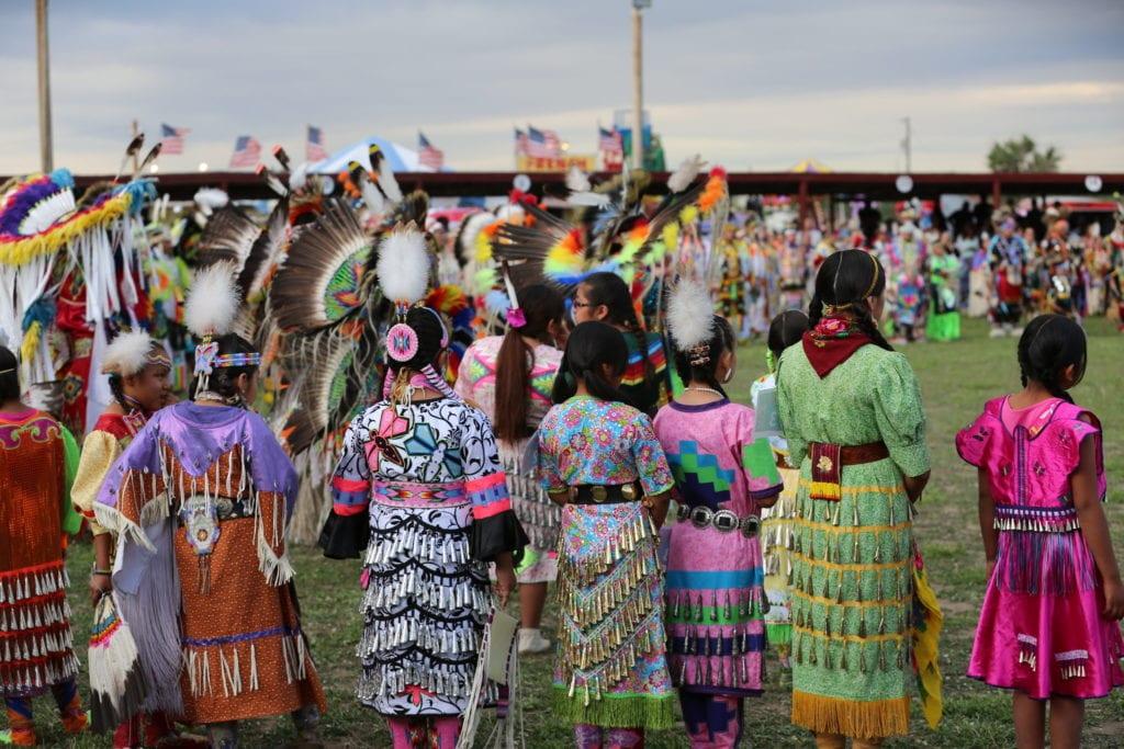 Ft. Washakie Pow Wow - Fremont County, Wyoming   © Courtesy of Wyoming Tourism