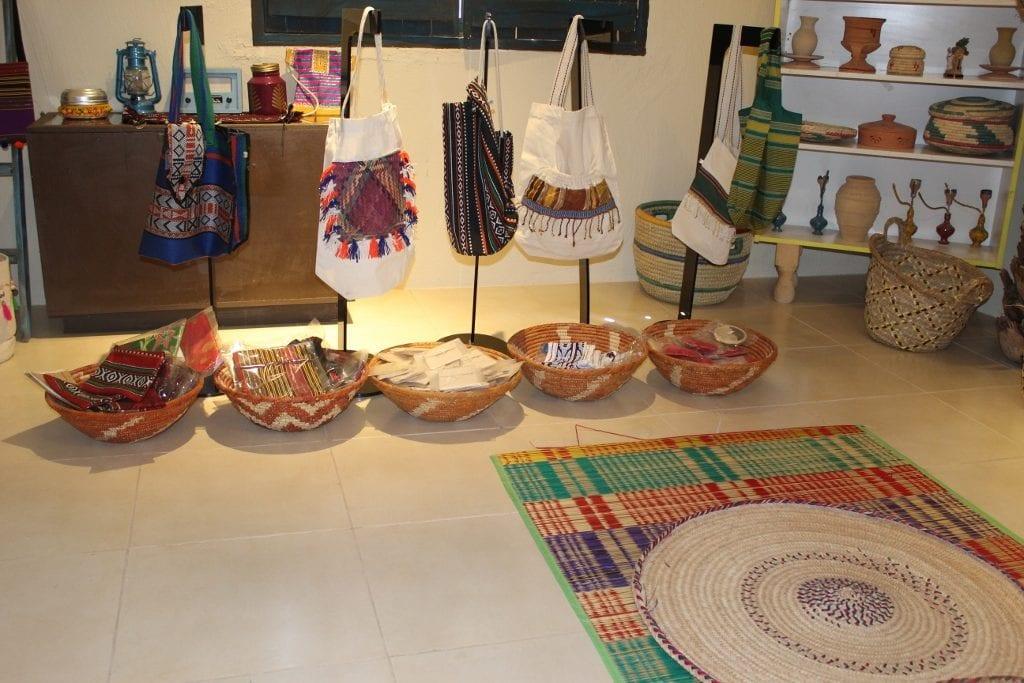 A workshop at Sidab Women outside of Muscat, Oman   © Yana Spencer-Sokirzhinskaya