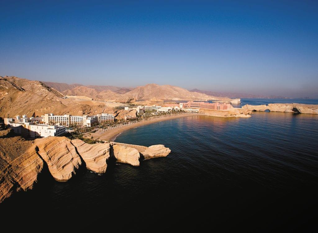 Shangri-La Barr Al Jissah Resort and Spa, Sultanate of Oman   Shangri-La Hotels