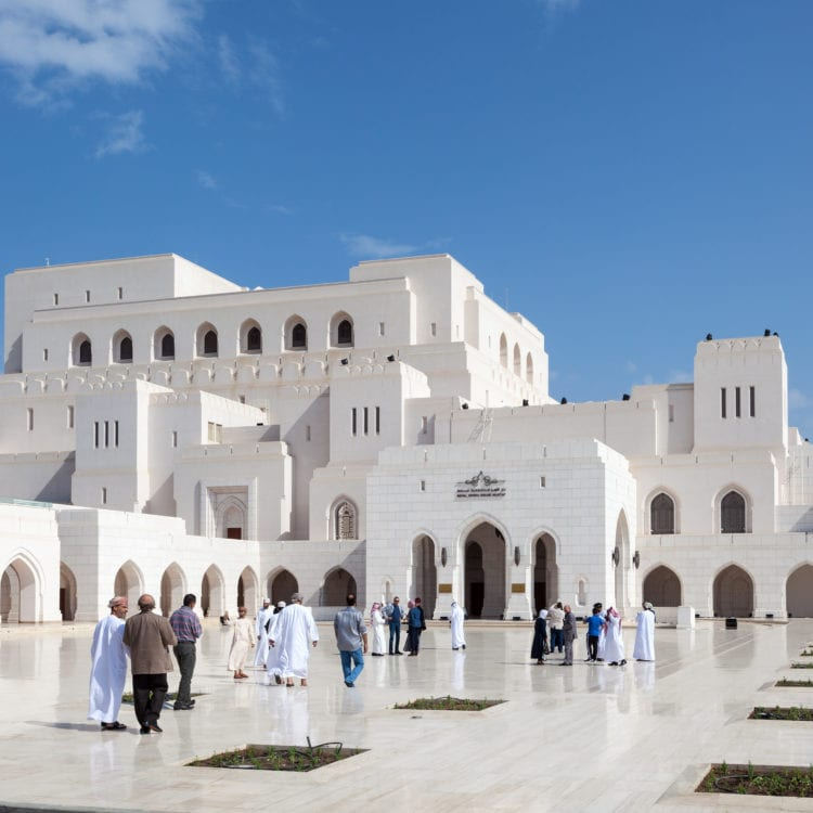 A Feminist City Guide to Muscat, Oman