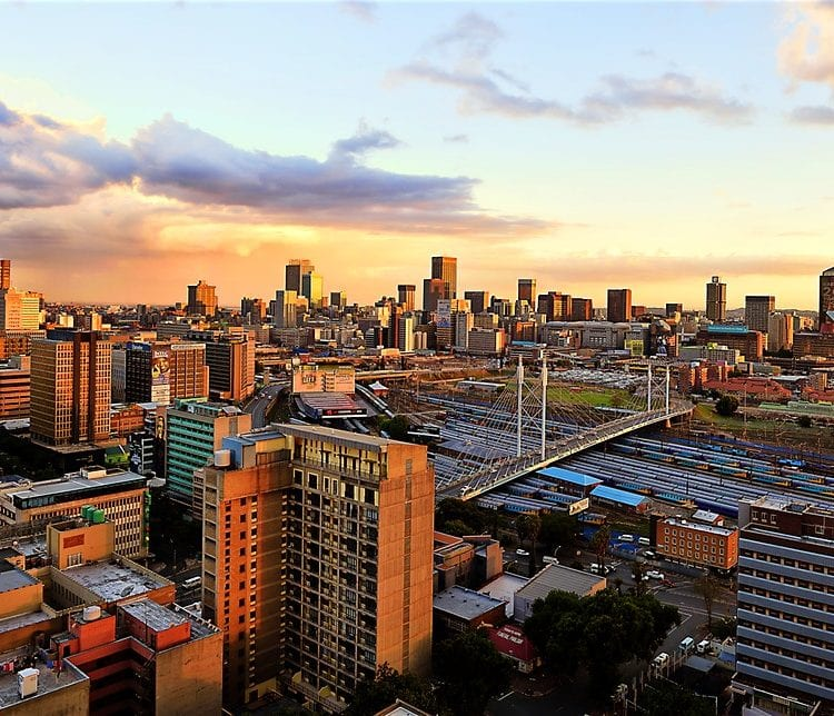 A Feminist City Guide to Johannesburg