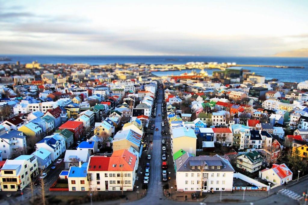 Reykjavik, Iceland | © Toshio Kishiyama/Getty