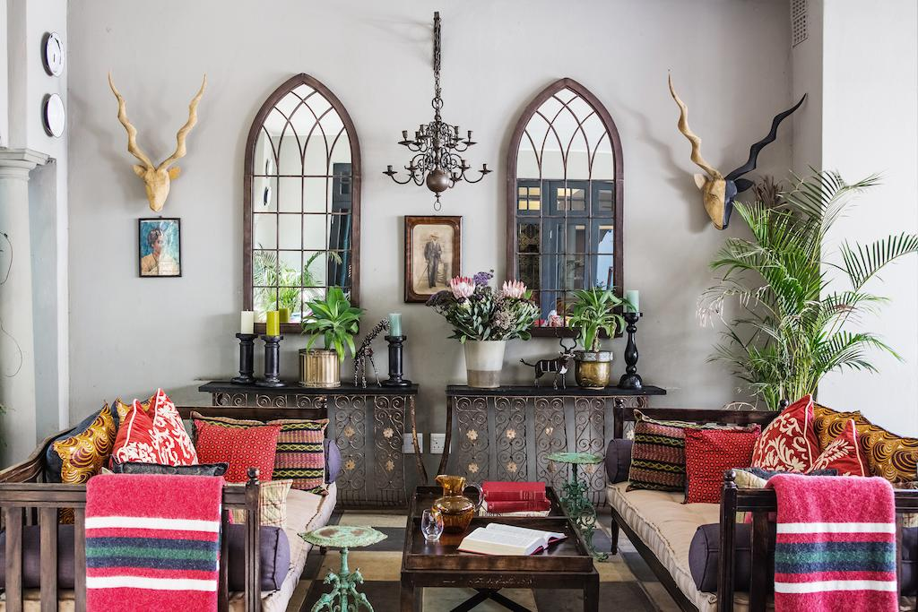 The Winston in Johannesburg, South Africa   © The Winston