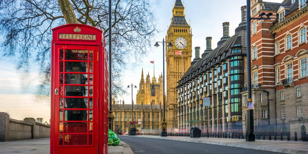 London, England | © ZGPhotography/Shutterstock