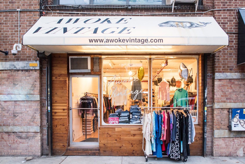 Store front Awoke Vintage  | © Awoke Vintage
