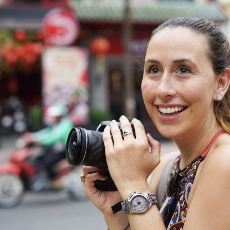 The Intrepid Woman Behind 'Trusted Travel Girl'