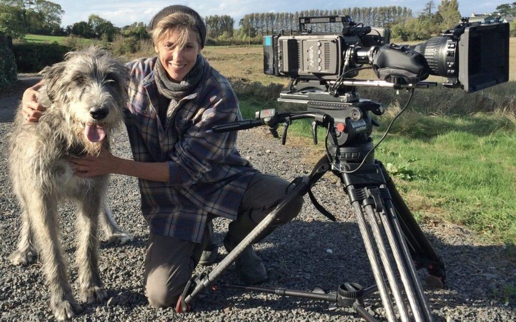 Wildlife camerawoman, Sophie Darlington | © sophiedarlington.com