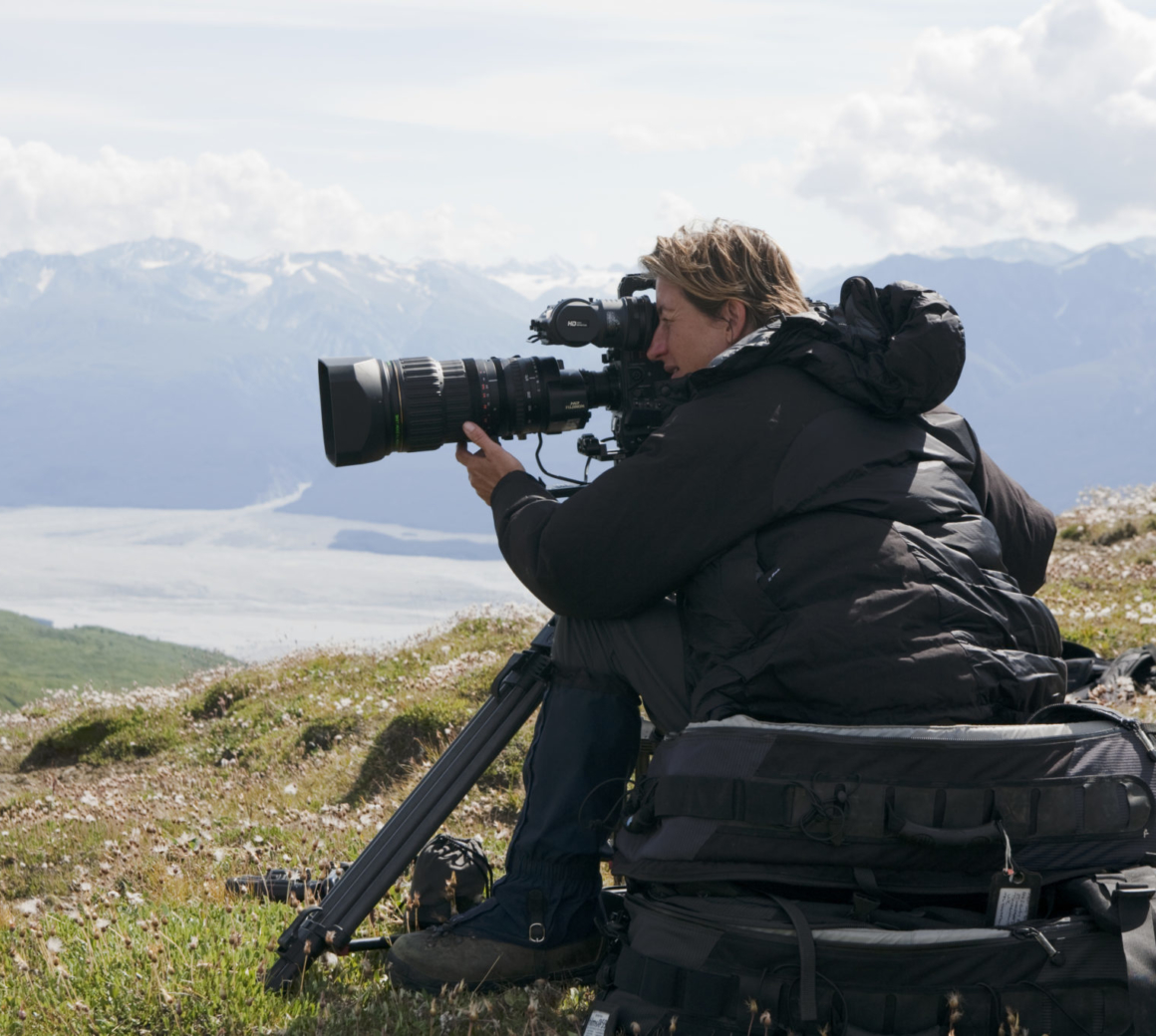 The Female Filmmakers & Guide of BBC America's Dynasties