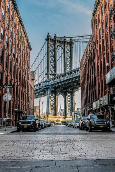 Brooklyn, NY   © Jason Sponseller/Shutterstock