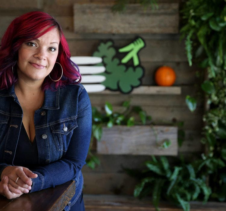 The Woman Shining Light on Las Vegas' Vegan Food Scene