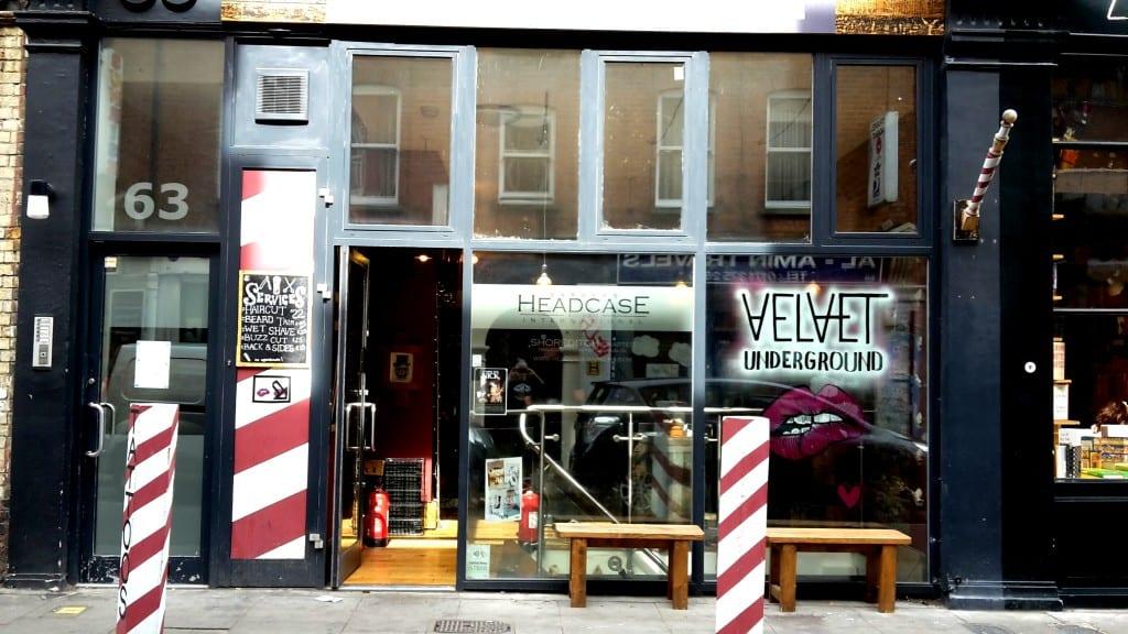 Velvet Underground in London| © oninlondon.com