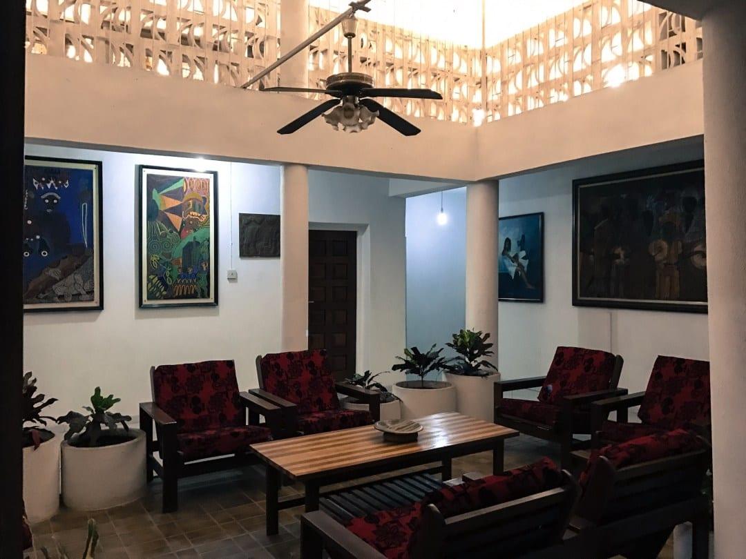 The Nike Guest House in Lagos | © sassyfunke.com
