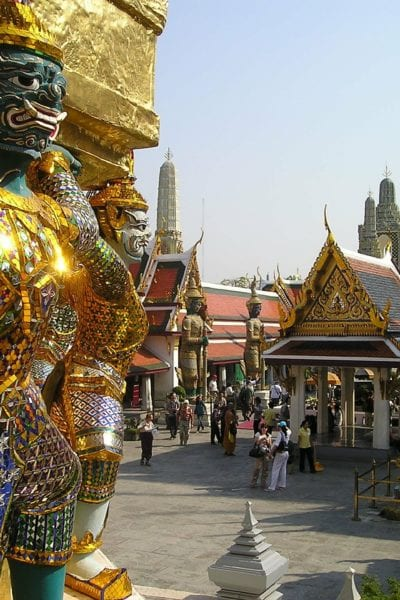 Bangkok, Thailand | © Simon/Pixabay