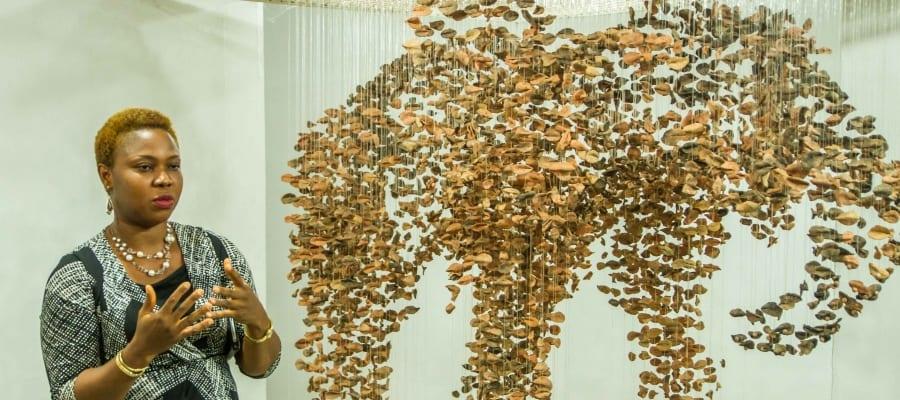 © Courtesy of the The Contemporary Center for Art Lagos