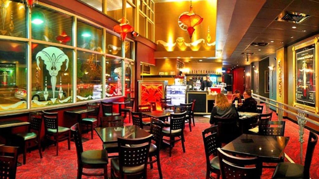 Cafe at the SalemCinema   ©Courtesy of SalemCinema