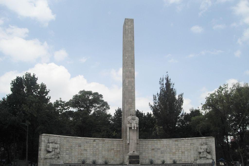 Monumento a la Madre in Mexico City | © Laura Velázquez/Wikimedia