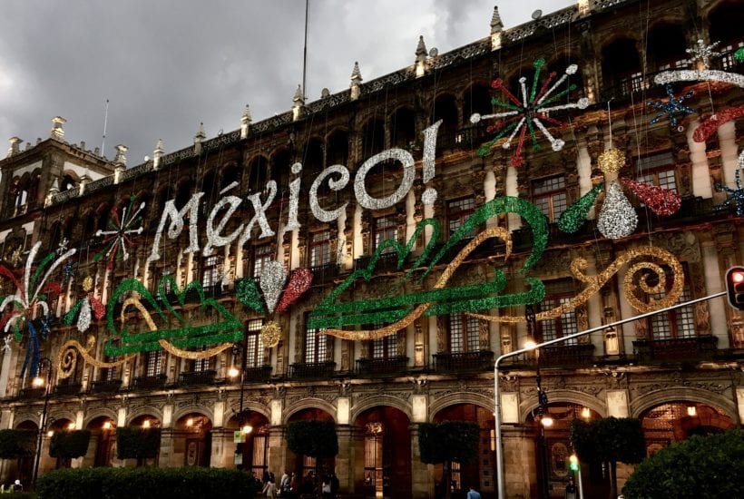 Government Palace in Mexico City   © admknowdns/Pixabay