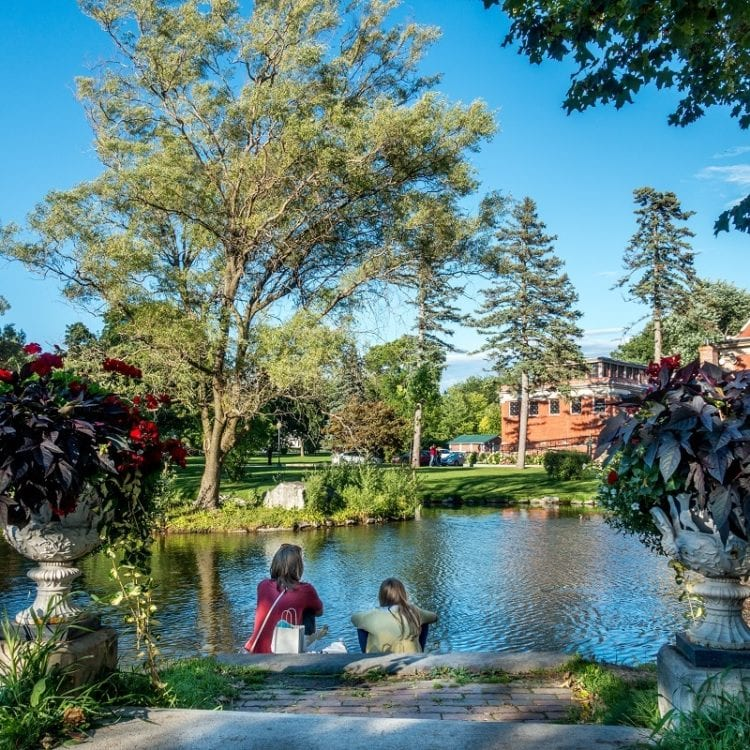 A Feminist City Guide to Saratoga Springs