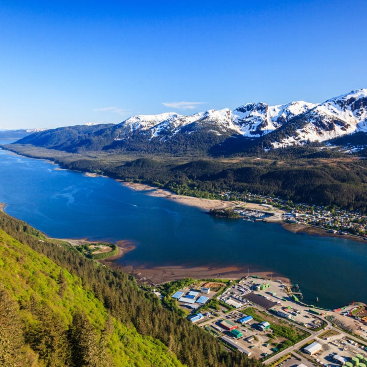A Feminist City Guide to Juneau