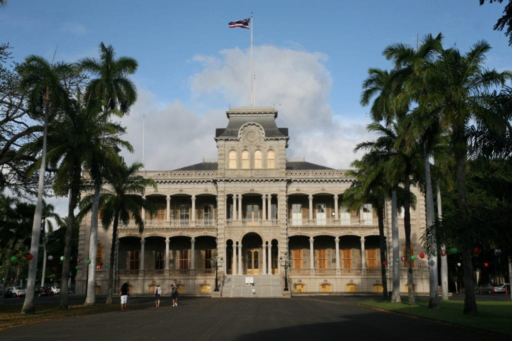 'Iolani Palace | © Cliff/Flickr