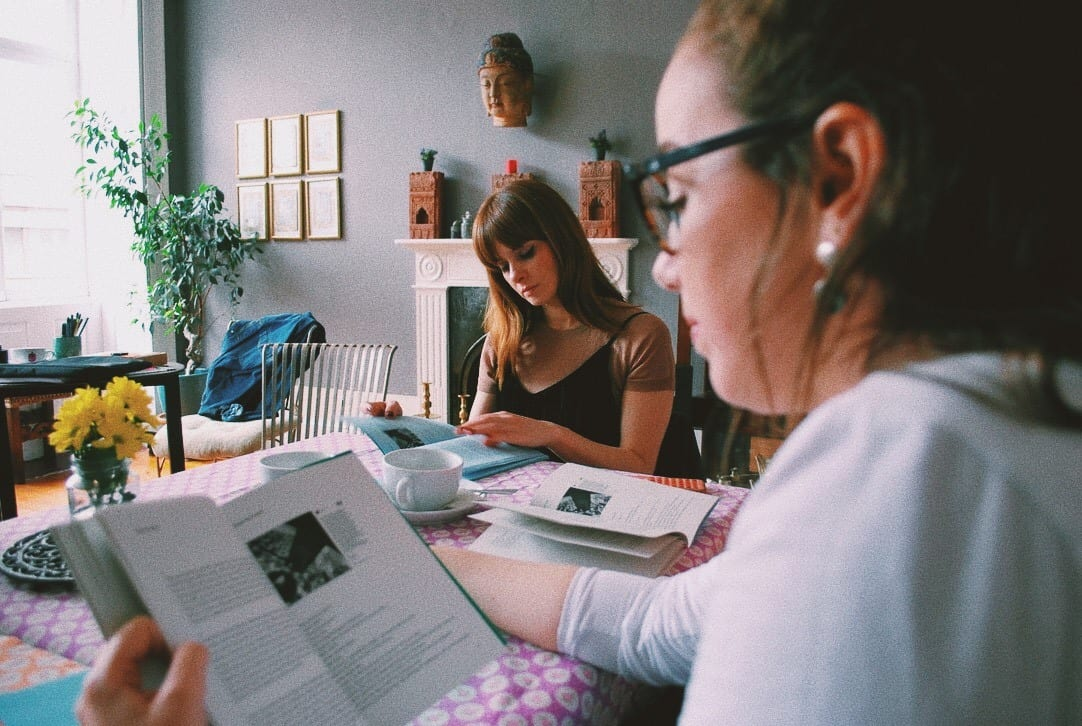 Courtesy of Confraria Vermelha Livraria de Mulheres